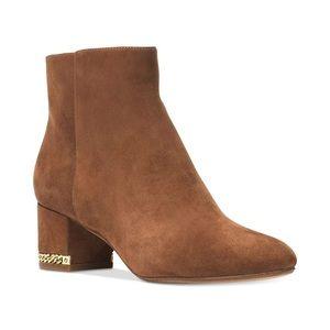 Michael Kors Shoes - Michael Kors Sabrina Mid Booties